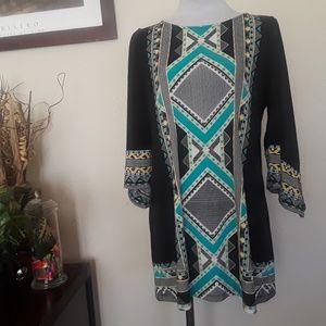 Alfani lady's Blouse size Medium